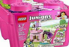 Lego Disney Princess, Lego Juniors, November, Castle, Play, Stuff To Buy, Castles