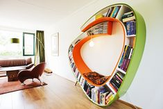 Bookworm Chair or Bookshelf.