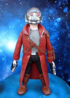 Star-Lord (Guardians of the Galaxy) - Cake by Karen Geraghty