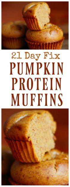 Pumpkin muffins More