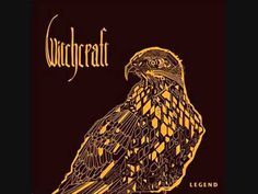 Swedish Psychodelic Classic Rock icons WITCHCRAFT have revealed the cover art of the band's forthcoming album, Legend, which marks the bands first after a long 5 year hiatus. Thrash Metal, Witchcraft Books, Music Covers, Album Covers, Heavy Metal, Stoner Rock, Metal Albums, Psychedelic Rock, Guitars