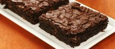 Brownies with Zinfandel