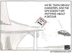 data-driven marketing- Tom Fishburne