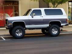Chevy 4x4, Lifted Chevy Trucks, Gm Trucks, Chevrolet Trucks, Cool Trucks, Pickup Trucks, Chevy Blazer K5, K5 Blazer, Ford Falcon