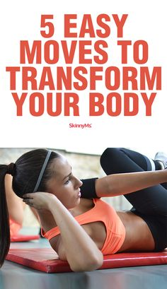 You don't need to do a hundred moves to transform your body. Instead, you just need to do the right moves to get the results you want.