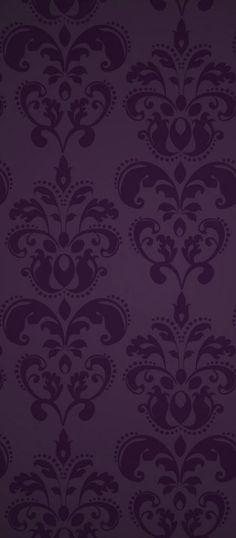 Fancy purple pattern