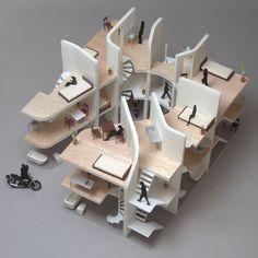 nakae architects: NE apartment