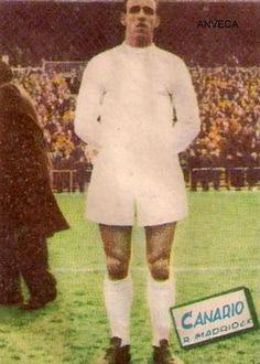 CANARIO (R. MAdrid - 1960-61) Ed. Fher