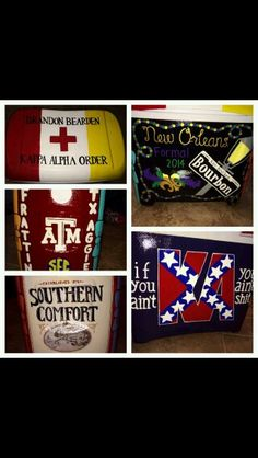 Kappa alpha order cooler idea