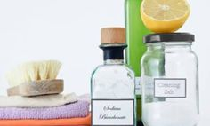 6 Natural House Cleaning Recipes