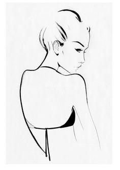 Nuno Da Costa, Contemporary Fashion and Beauty Illustrator