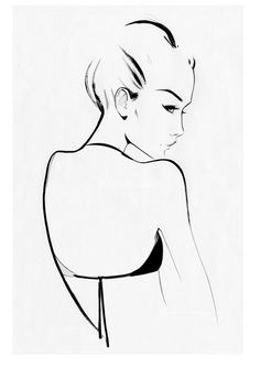 Nuno Da Costa, Contemporary Fashion and Beauty Illustrator