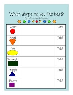 Download a variety of math surveys and sign-in questions and graphs.