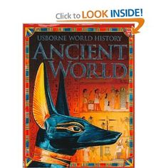 Ancient World (World History, Usborne)