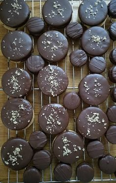 Cookie Recipes, Dessert Recipes, Desserts, Winter Food, Cake Cookies, Macarons, Nutella, Christmas Holidays, Blueberry