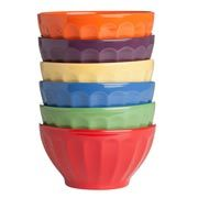 Giveaway: Colorful Stoneware Bowl Set from Leite's Culinaria