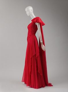 Valentino | Dress | Italian | The Met
