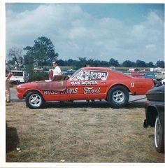 Gas Ronda Mustang AFX