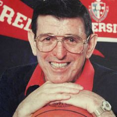 Lou Carnesecca, formerly of St. John's...