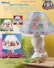 Northern passages plastic canvas patterns canvas patterns and year in year out lampshade covers holiday plastic canvas patterns oop rare aloadofball Choice Image