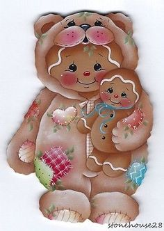 I cut this gingerbread magnet from oak. Isprayed it with an acrylic sealer and signed and dated it on the back. Christmas Pictures, Christmas Art, Christmas Projects, Christmas Bulbs, Christmas Decorations, Xmas, Christmas Items, Gingerbread Crafts, Gingerbread Man