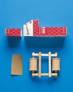Popsicle Stick Truck | Step-by-Step | DIY Craft How To's and Instructions| Martha Stewart