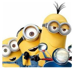 Even the minions know two wheels are best! Happy Minions, Cute Minions, Minion Movie, Minion Jokes, Minions Despicable Me, Minions Quotes, Minion Rock, Minion Baby, My Minion