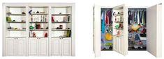 Sweet secret closet space saver.  http://design.spotcoolstuff.com/house-interior-design/hidden-doors