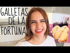 ▶ ¡COMO HACER GALLETAS DE LA FORTUNA! (RÁPIDO)♥ -Yuya - YouTube