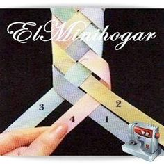 Ribbon braiding by jill Ribbon Lei, Ribbon Braids, Diy Ribbon, Ribbon Work, Ribbons, Homecoming Spirit, Homecoming Mums, Braids With Weave, Silk Ribbon Embroidery