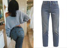 Stylizacje z ulubionymi spodniami Kylie Jenner