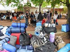"""""""Certain summer evenings in Taizé, under a sky heavy with stars, we can hear the young people through our open windows. Open Window, France Travel, Pilgrimage, Wonderful Places, Community, Group, Vacation, Board, Vacations"""