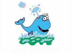 Cuentos cortos para niños. La ballena Elena