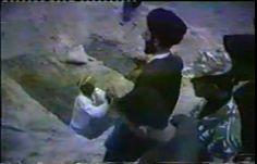 مراسم دفن  السيد الشهيد محمد محمد صادق الصدر قدس سره الشريف