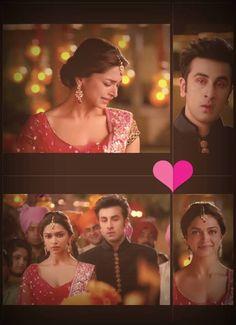 YJHD Love Song Quotes, Movie Quotes, Love Songs, Shraddha Kapoor, Ranbir Kapoor, Bollywood Celebrities, Bollywood Fashion, Yjhd Quotes, Dipika Padukone