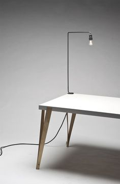 Sebastian Zachl is an industrial designer from Austria who graduated last year from the University of Applied Arts in Vienna.