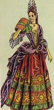 Tudor and Stewart Fashion and Clothing 1690