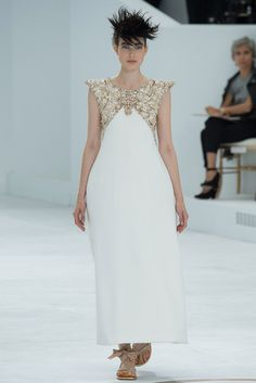 Chanel Autumn Winter 2014/15 - París Haute Couture