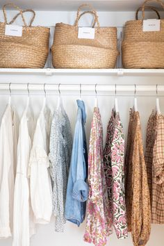 Make Sense, Closet Organization, Retail Therapy, Dressing Room, Your Space, Capsule Wardrobe, Decor Styles, Projects To Try, Casual Outfits