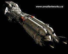 Space 1999 Ultra Probe