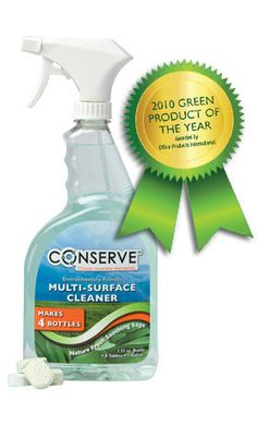 Conserve Cleaners - Available at Mills!