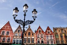 Flandes, una eterna excursión en tren - 25 viajes que hacer antes de los 40