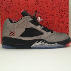 ea52b94f89a Name  Nike Air Jordan 5 V Retro Low Neymar Size  10 Condition  New Style  Code  Year  2016