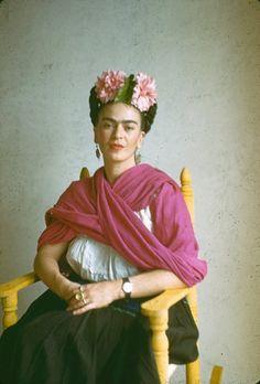 Фрида Кало (Frida Kahlo). Коллекция картин (405 работ)
