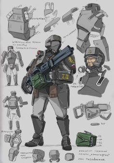 Kronshtadt's guardsman by ~TugoDoomER on deviantART