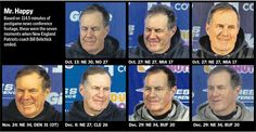Bill Belichick Smiled Seven Times This Season—New England Patriots - WSJ.com