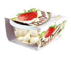 Dip & Devour Dipping Chocolates - White Chocolate