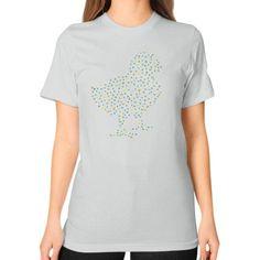 VIM Lab Design Unisex T-Shirt (on woman)