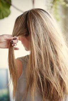 4 DIY Hairstyles That Take Unwashed Hair To The Next Level #hair #hairstyle #diy #beauty