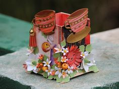 Altered Penstand Hi friends sharing one more fall themed project which I made for my craft table. Recycling makes me feel good and it was he. Projects For Kids, Crafts For Kids, Diy Projects, Autumn Coffee, Coffee Lovers, Recycled Crafts, Altered Art, Krishna, Remodeling